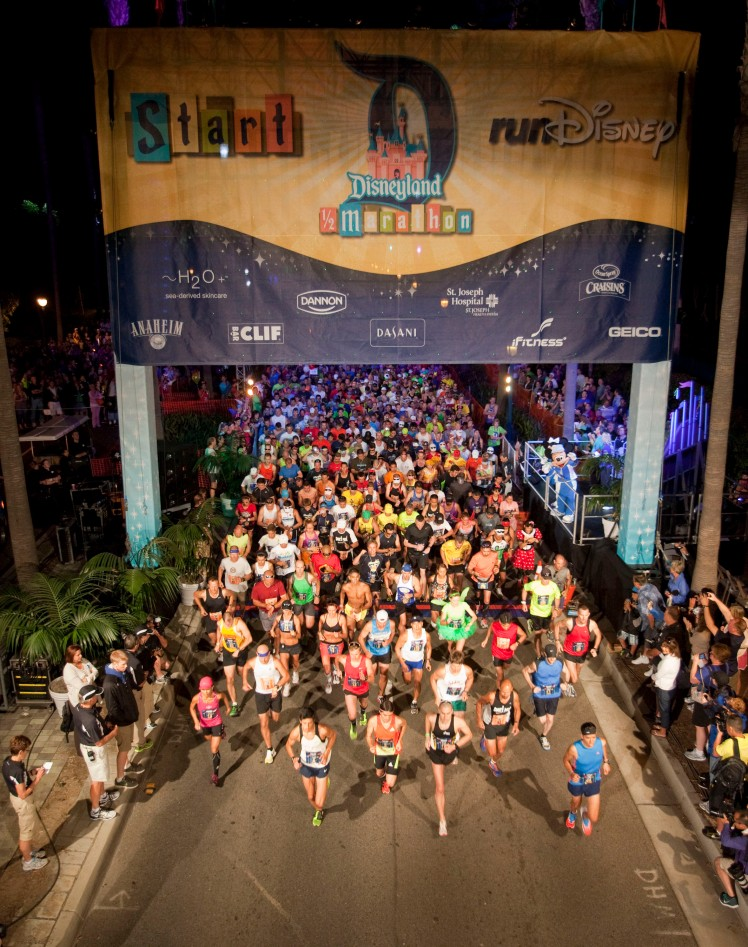 DisneylandHalf