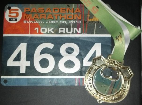 Pasadena 10K