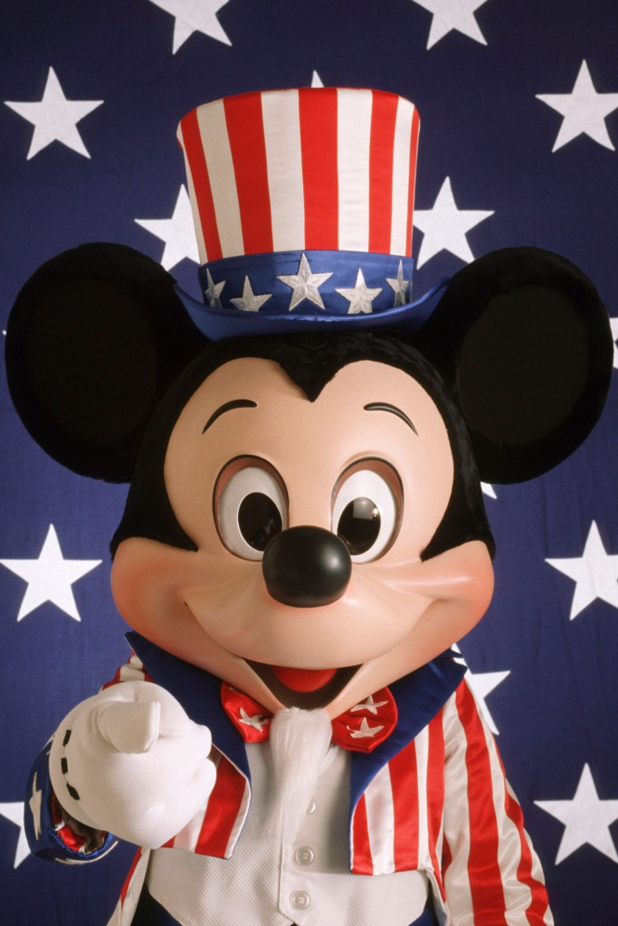 Fourth-of-July-Mickey