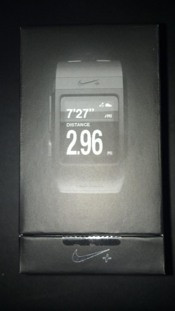 Nike Plus Box Side View