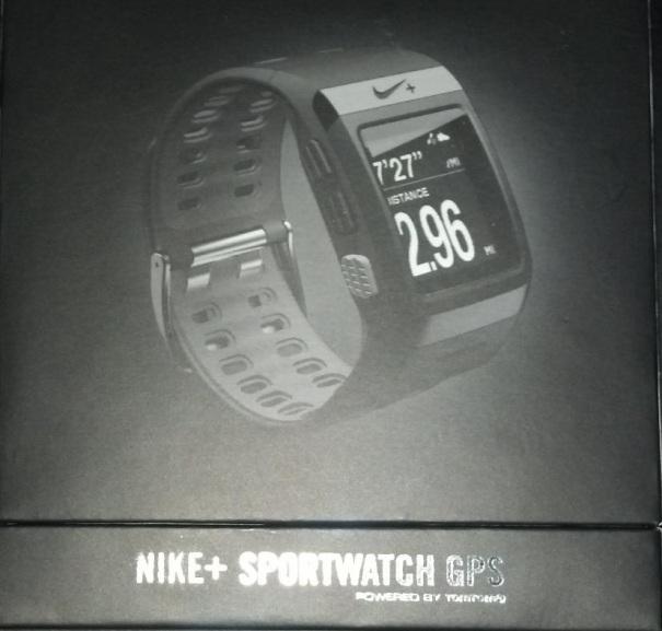 Nike Plus Box