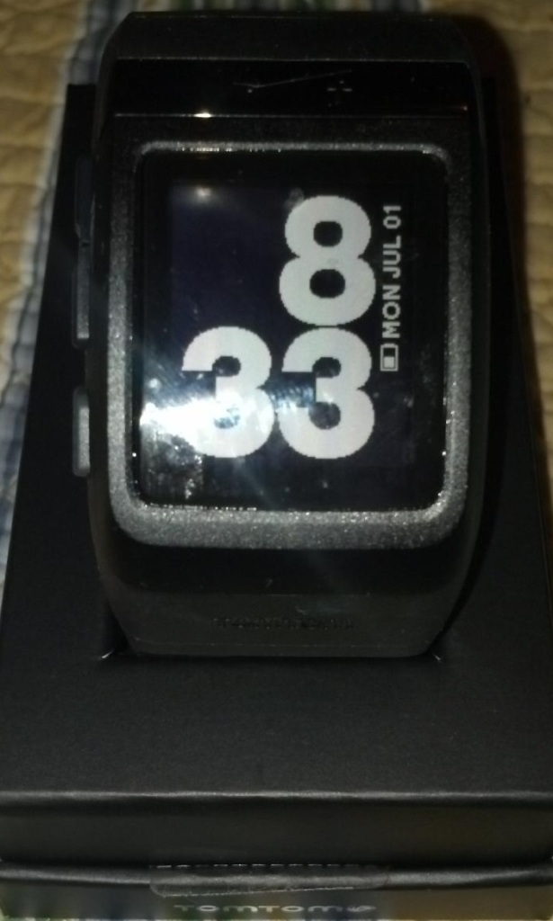 Nike Plus Sport Watch
