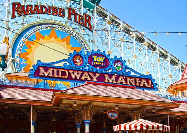 Toy Story Mania!  at Disney's California Adventure (Paul Hiffmeyer/Disneyland)