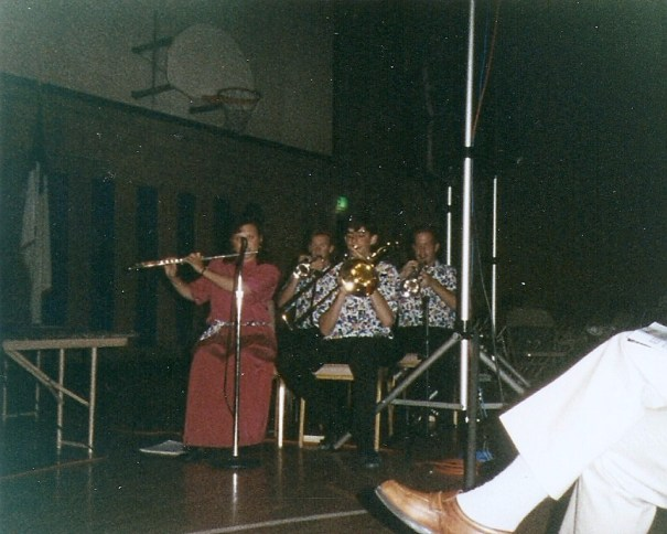Tour S 1992 - Brass Section