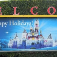 There is Nothing Like Christmastime at the Disneyland Resort
