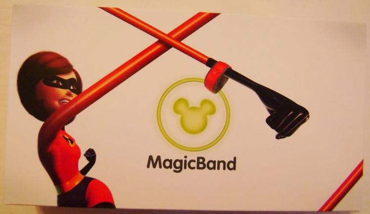 Magic Bands Walt Disney World