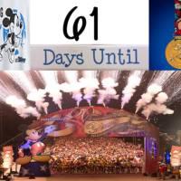 Two Months Until the Walt Disney World Marathon!