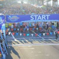 Surf City USA Half Marathon on Super Bowl Sunday!