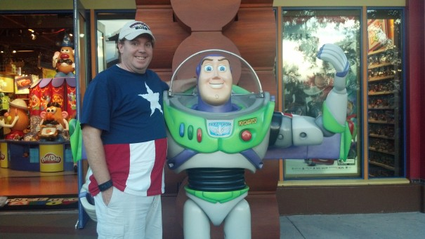 Running To Infinity and Beyond - 2014 Walt Disney World Marathon Recap Part 1