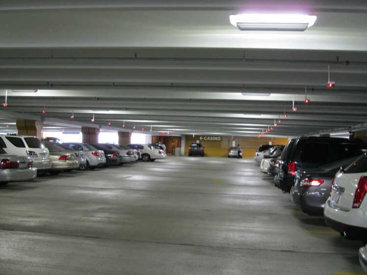 RiversCasinoDesPlaines-interior-intelligent-parking-system
