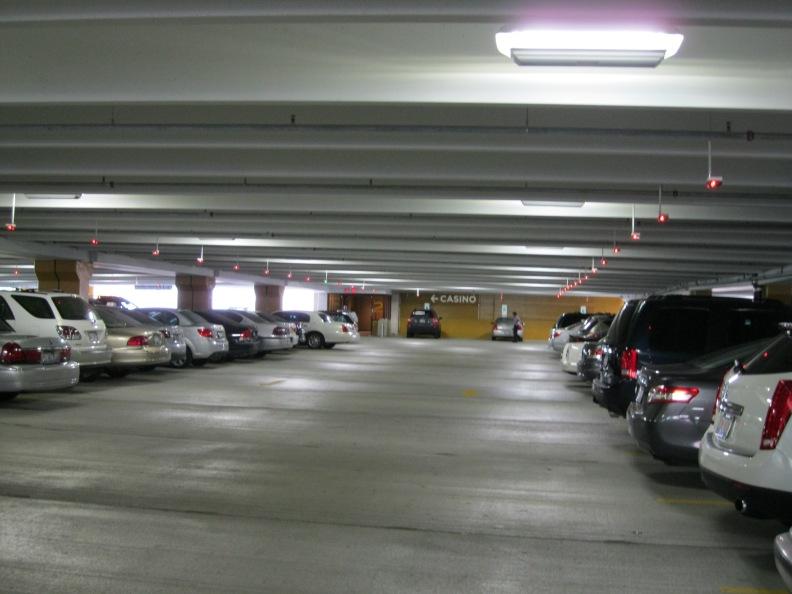 RiversCasinoDesPlaines-interior-intelligent-parking-system