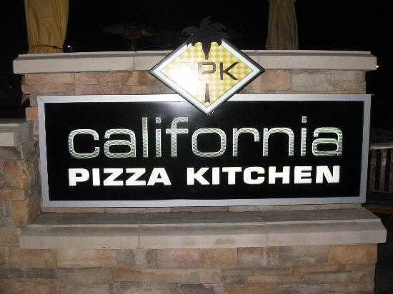 Places Like California Pizza Kitchen