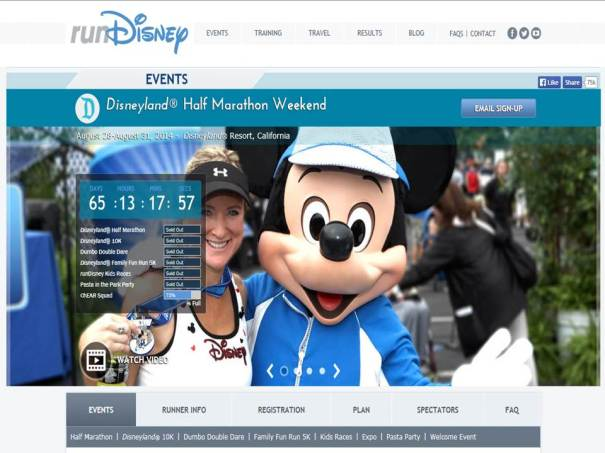 Planning a runDisney Race-cation at the Disneyland Resort - Dining Tips