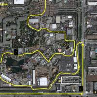Examining the Disneyland Half Marathon Course - Beginning Through Disney California Adventure