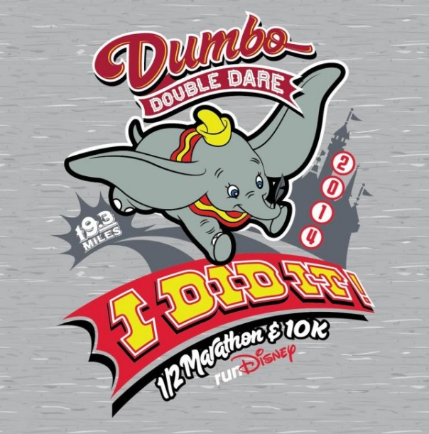 Dumbo Double Dare I Did It Shirt