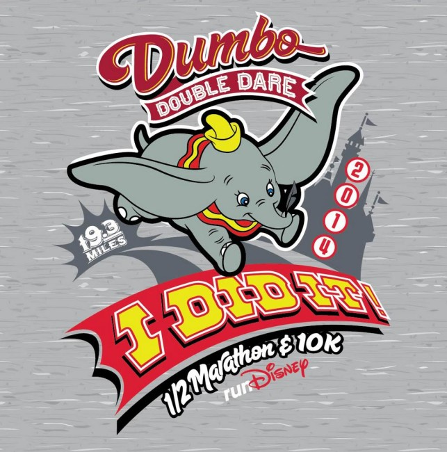 Dumbo Double Dare I Did It Shirt