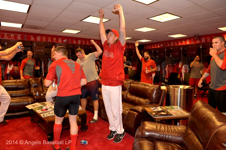 From The Halo Way - official blog of Angels Baseball