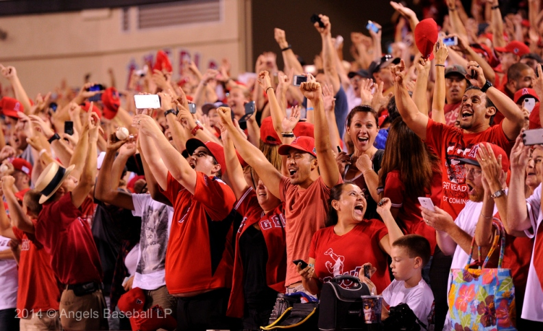 Photo from The Halo Way - official blog for Angels Baseball