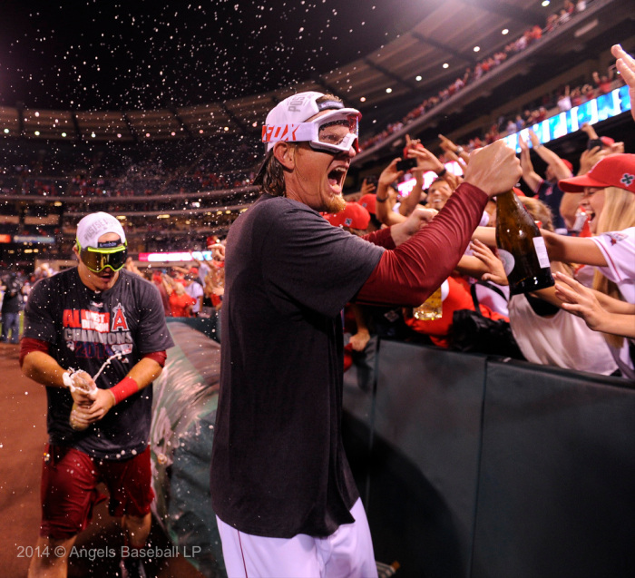 Photo from The Halo Way - official blog of Angels Baseball