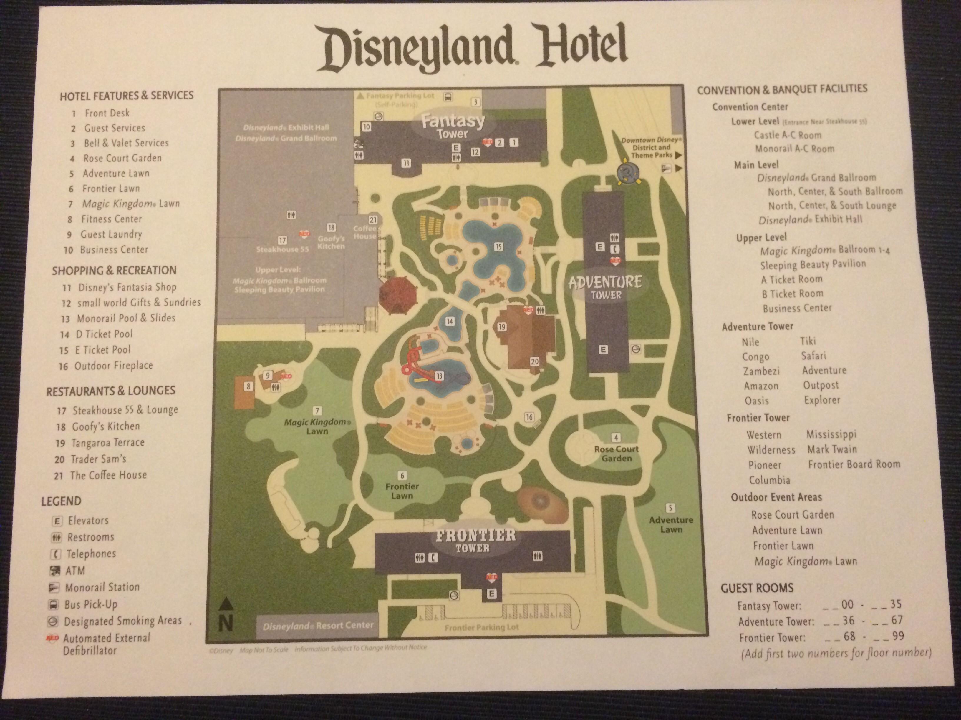 Staying at the Disneyl...