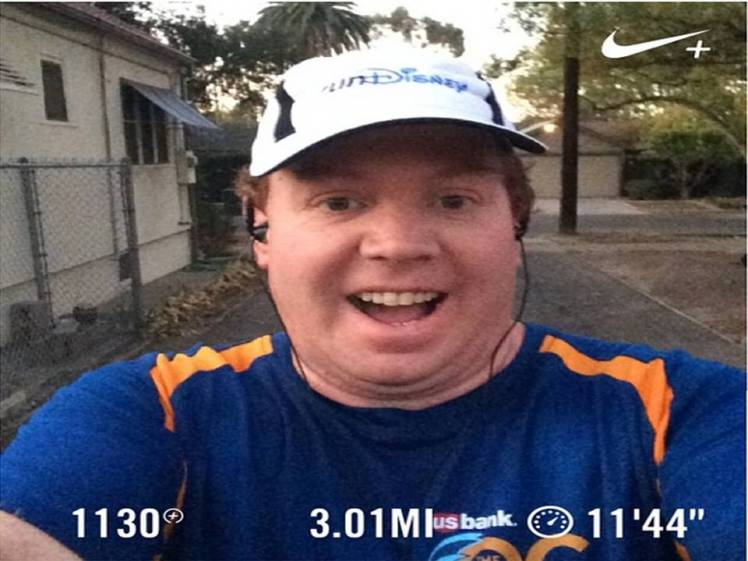 Week 8 Tuesday Run