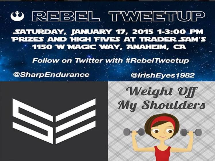Rebel Tweet Up