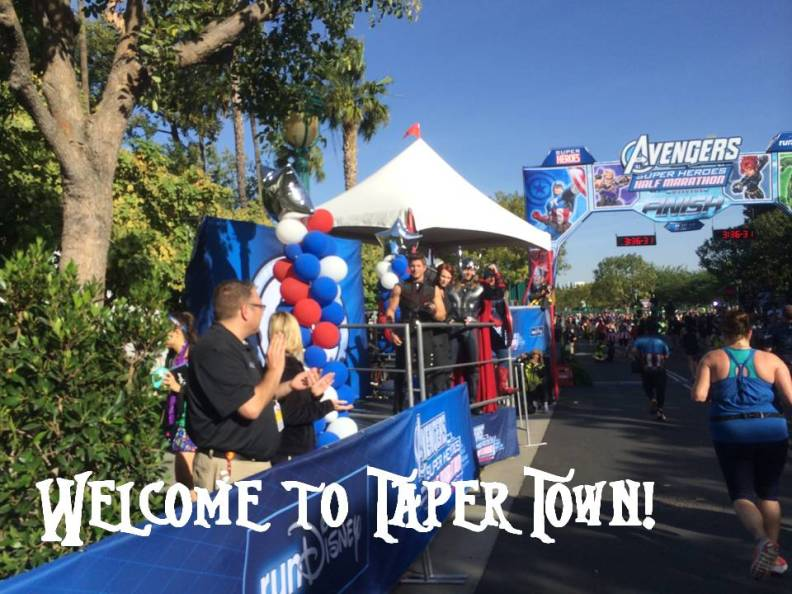 Welcome to Taper Town!