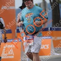 Finishing My Second Full Marathon!