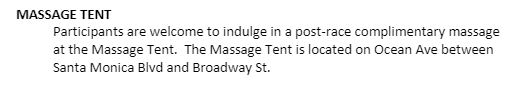 Message Tent