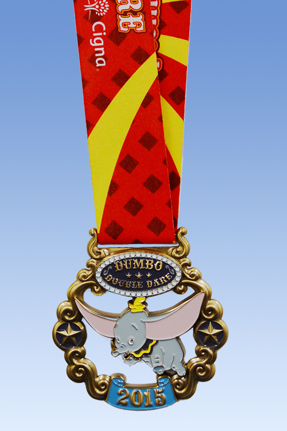 Dumbo-Double-Dare-Medal
