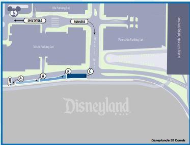 DL 5K Corrals Map