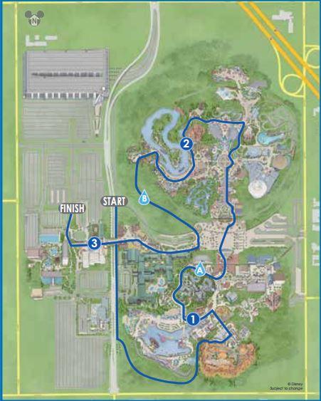 DL 5K Map