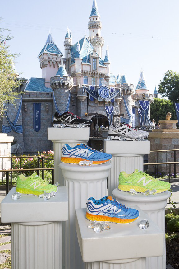 Run Disney New Balance Shoes