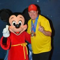 Celebrating the Dumbo Double Dare at the Disneyland Resort