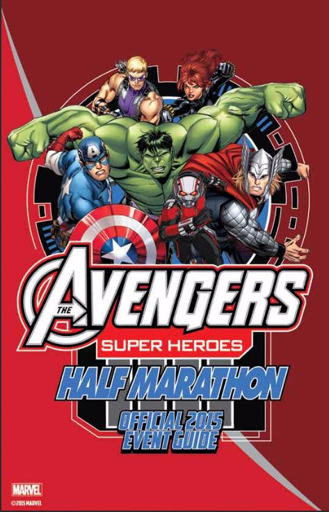 Avengers Guide Cover
