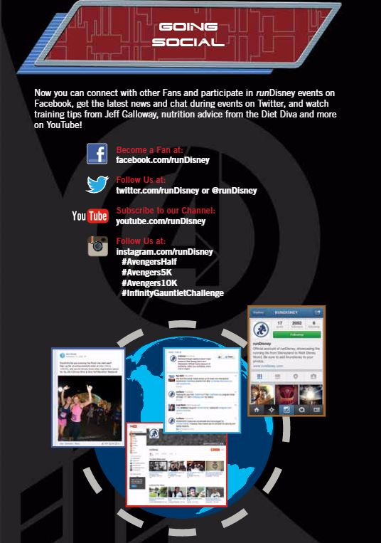 Avengers Guide Social Media