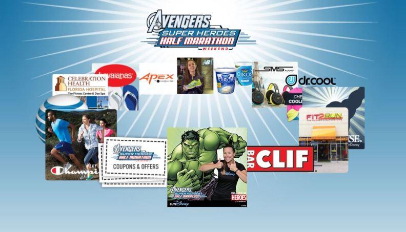 Avengers iGift Bag