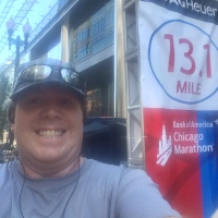 Running a World Major Marathon - Chicago Marathon Recap Part 1
