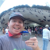 Unofficial Chicago Marathon Finisher