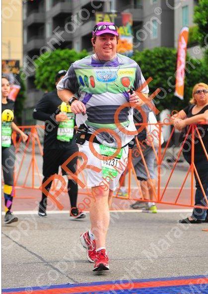 LA RNR Finish Sprint