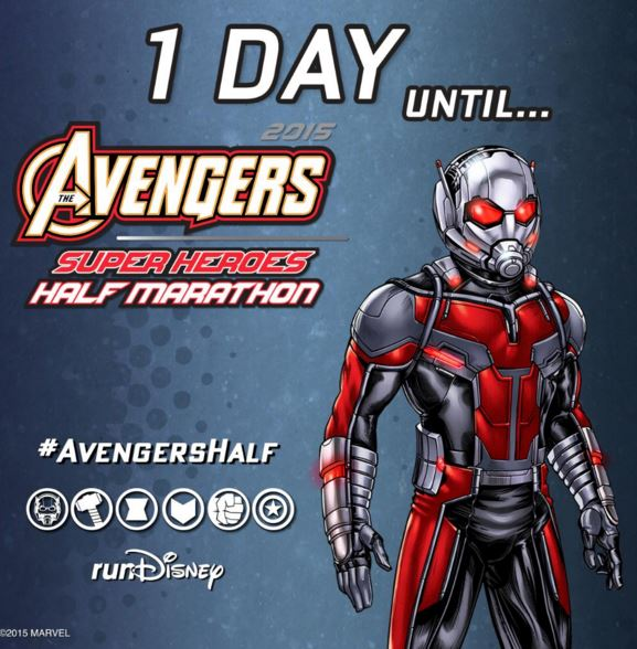 Avengers Countdown 1 Day