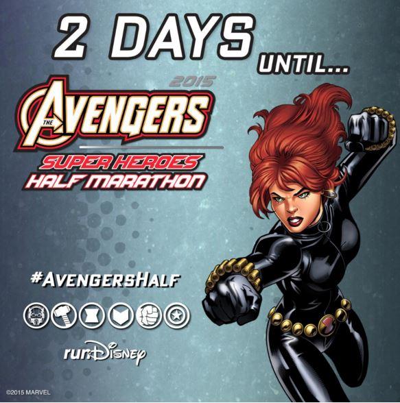 Avengers Countdown 2 Days
