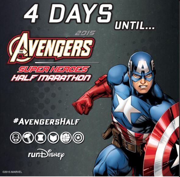 Avengers Countdown 4 Days