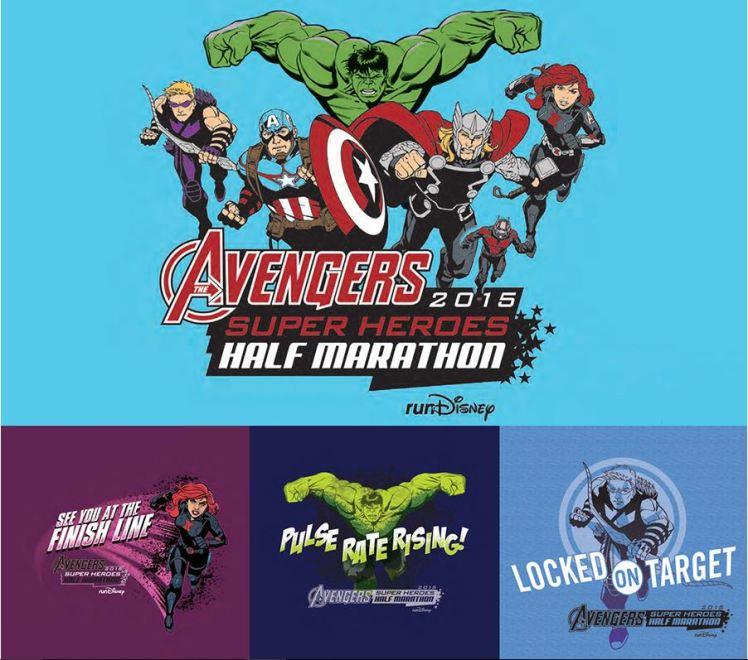Avengers Merch