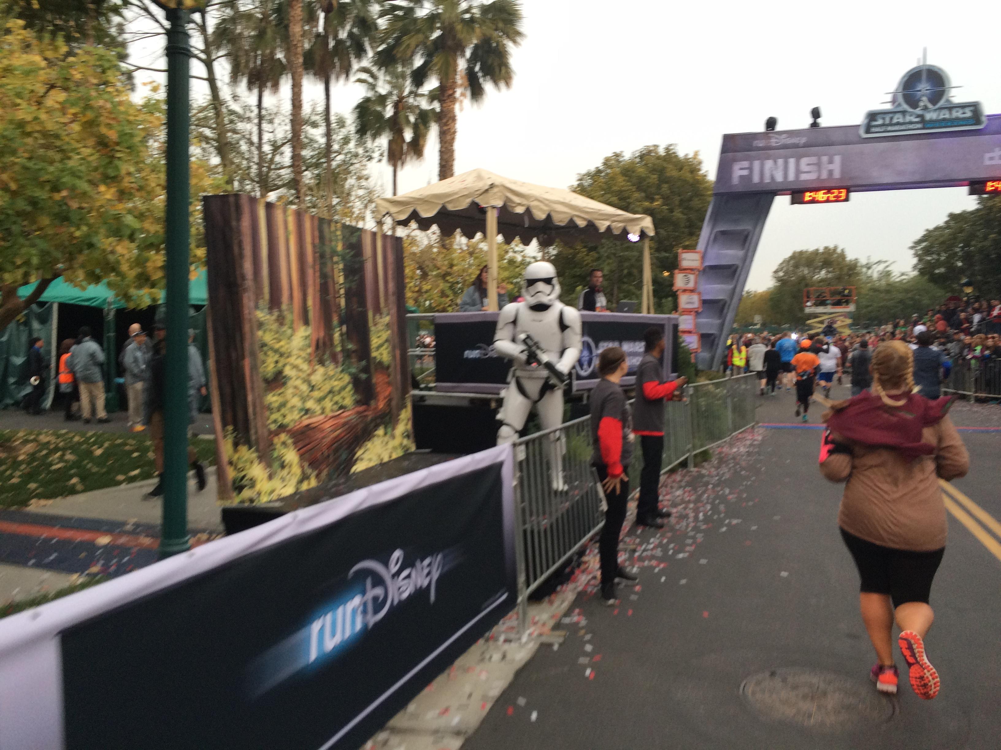 The Force was Strong on Star Wars Half Marathon Week! – Why I runDisney