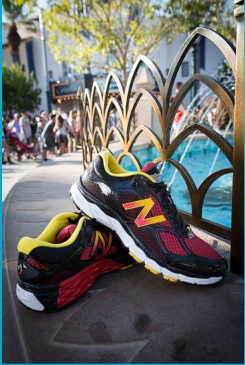 Mickey New Balance Shoes
