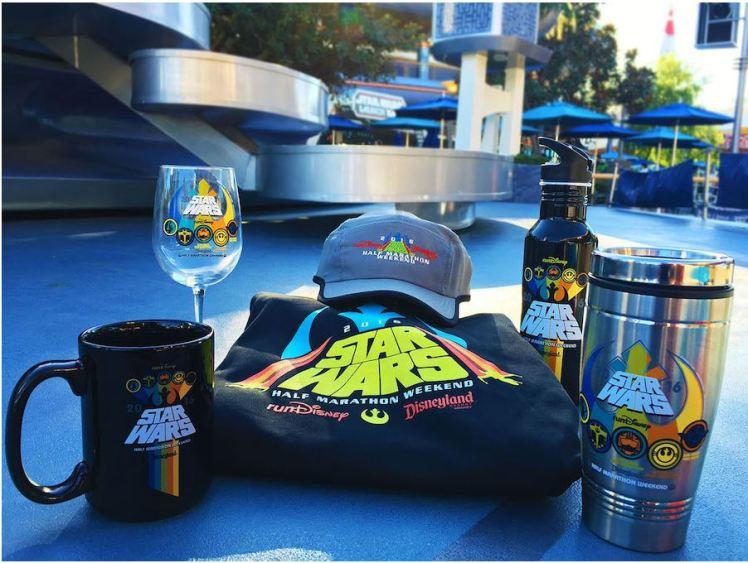 Star Wars Half Marathon Merchandise 3