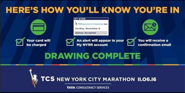 NYC Marathon How You Know