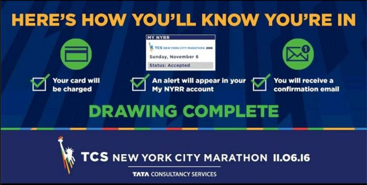 NYC Marathon How You Know