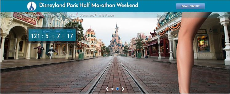 DL Paris Half Marathon